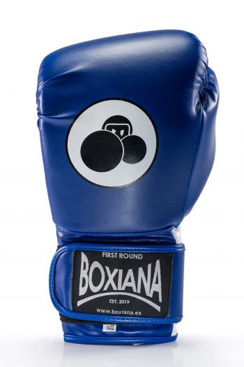 guantes boxeo azules